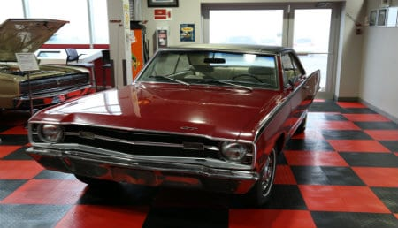 Sherwood Dodge Performance & Classic Car Centre in Edmonton