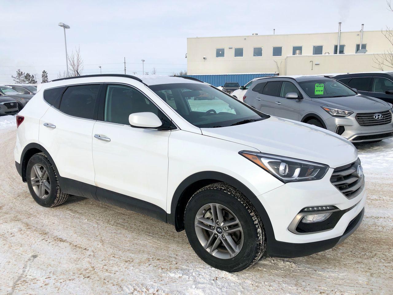 2018 Hyundai Santa Fe Sport SPORT SUV