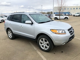 2009 Hyundai Santa Fe Luxury - Leather, Command Start, Sunroof!