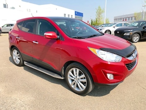 2013 Hyundai Tucson Limited - Low kms, Navigation!