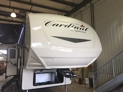 2019 CARDINAL 322DS Outside Kitchen