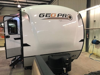 2019 ROCKWOOD GEO PRO 14FK IN SHOWROOM