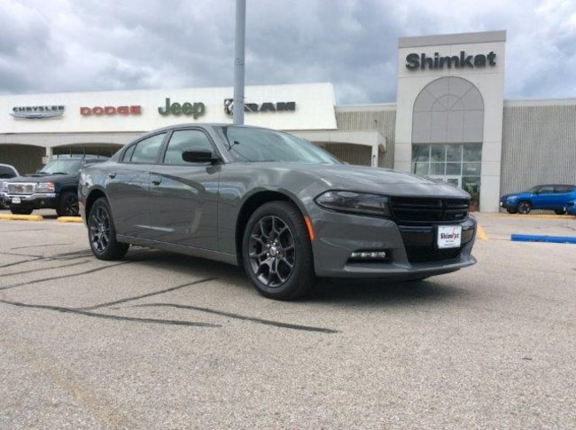 New 2018 Dodge Charger GT AWD Sedan for sale in Fort Dodge, IA