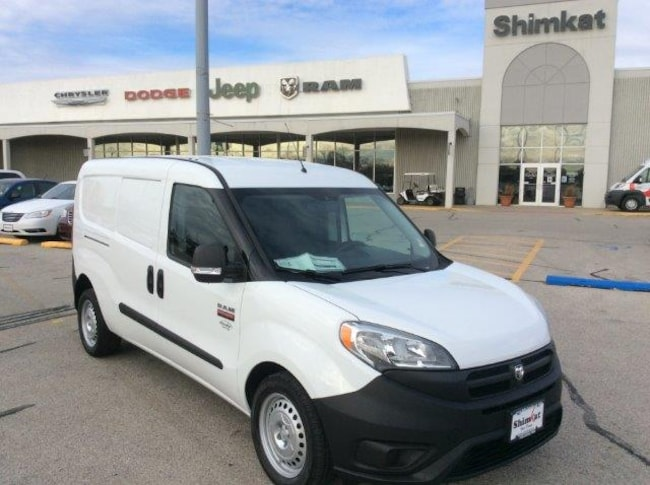 New 2018 Ram Promaster City TRADESMAN CARGO VAN Cargo Van for sale in Fort Dodge, IA