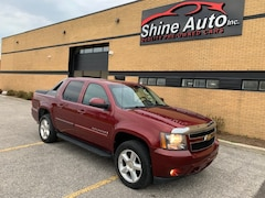 2009 Chevrolet Avalanche 1500 LT,LEATHER,SUNROOF,REMOTE START Truck Crew Cab