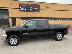 2013 Chevrolet Silverado 1500 4x4|CREW CAB|SHORT BOX|CERTIFIED Truck Crew Cab
