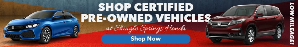 Shop Certified Pre-Owned Vehicles