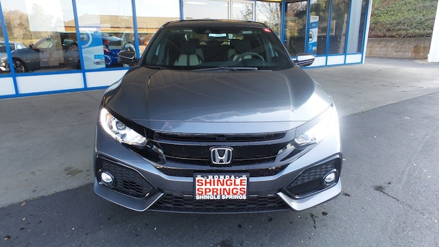 New 2019 Honda Civic For Sale At Shingle Springs Honda Vin
