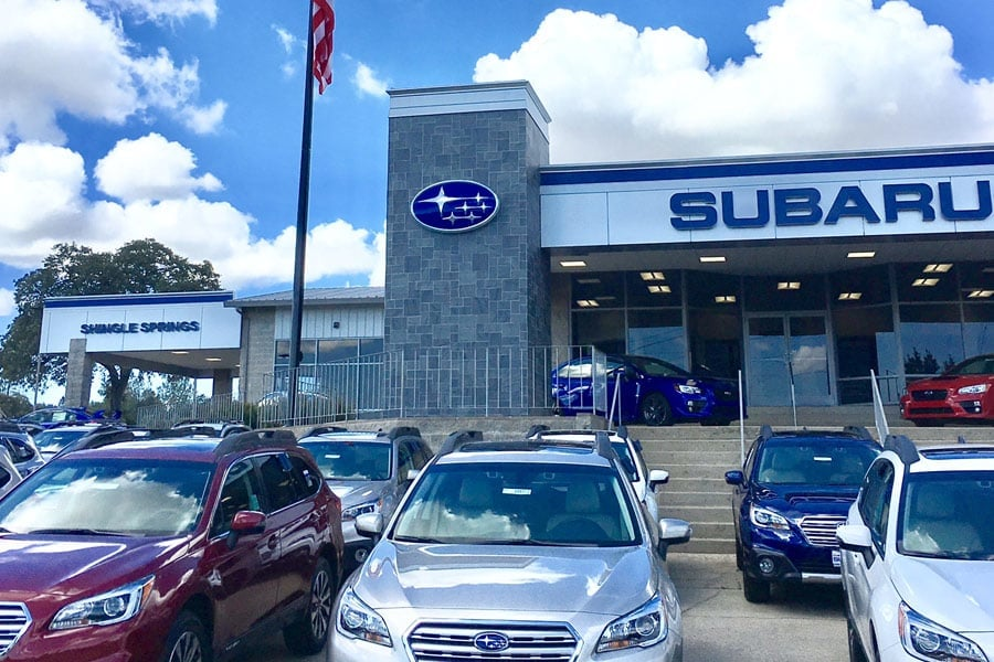 Subaru Speedometer Service Repair Information | Serving