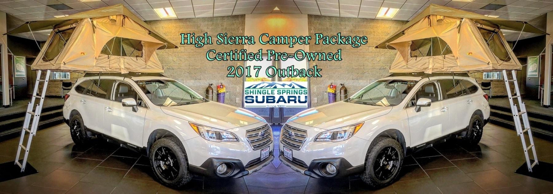 Shingle Springs Subaru In Shingle Springs Ca