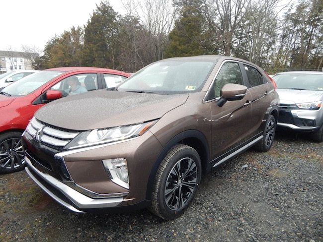 New 2018 Mitsubishi Eclipse Cross Gtsesel CUV in Fredericksburg, VA