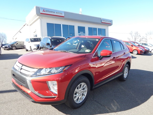 New 2018 Mitsubishi Eclipse Cross ES CUV in Fredericksburg, VA