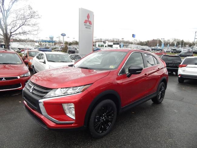 New 2018 Mitsubishi Eclipse Cross LE CUV in Fredericksburg, VA