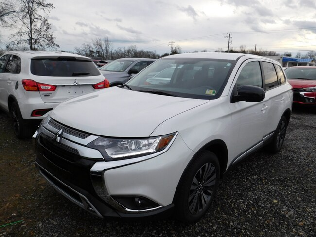 New 2019 Mitsubishi Outlander ES CUV in Fredericksburg, VA