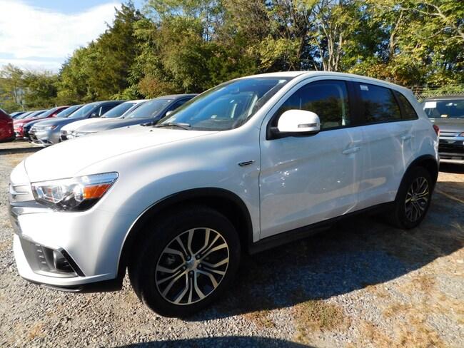 New 2018 Mitsubishi Outlander Sport ES CUV in Fredericksburg, VA
