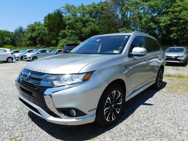New 2018 Mitsubishi Outlander PHEV Gtsesel CUV in Fredericksburg, VA