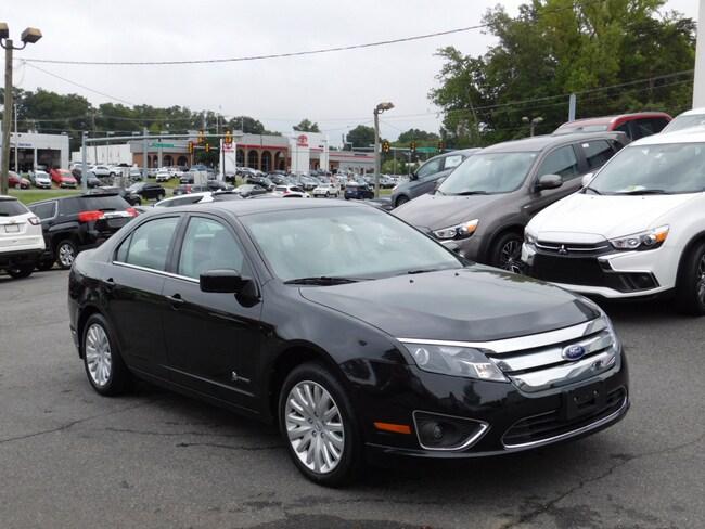 used 2011 ford fusion hybrid for sale in fredericksburg va used car dealer 3fadp0l32br335658. Black Bedroom Furniture Sets. Home Design Ideas