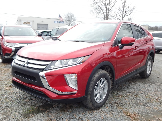 New 2019 Mitsubishi Eclipse Cross ES CUV in Fredericksburg, VA