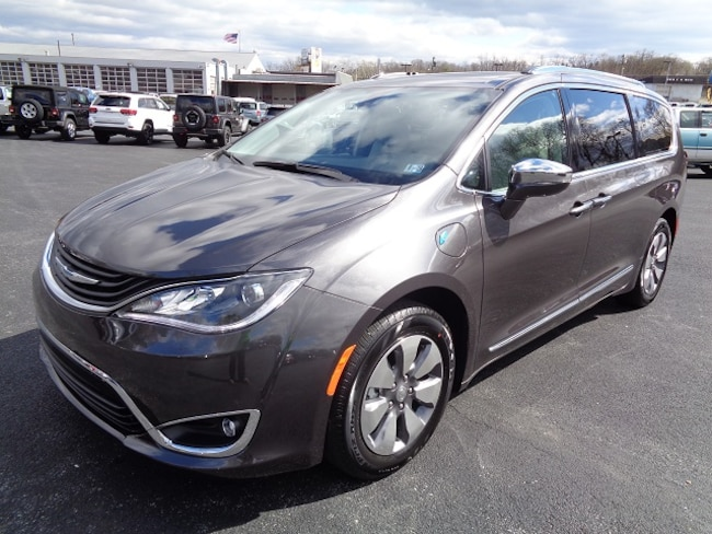 2018 chrysler pacifica hybrid limited for sale for Shively motors chambersburg pa