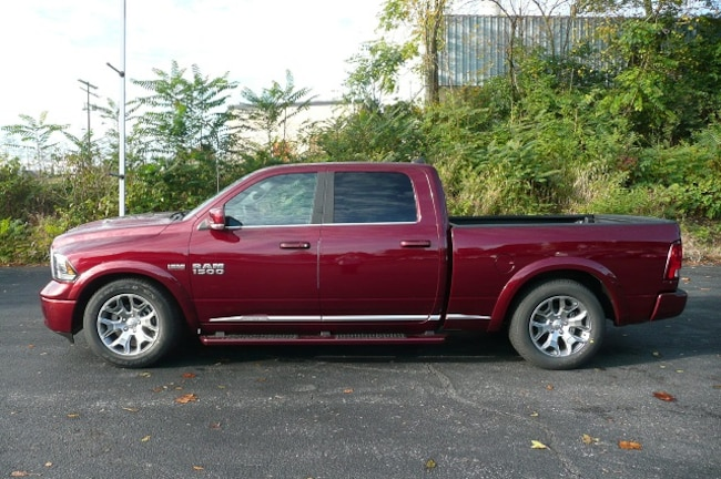 2018 ram 1500 limited crew cab 4x4 6 39 4 box for sale for Shively motors chambersburg pa