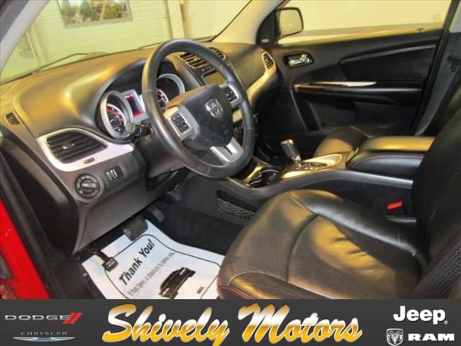 Used 2013 Dodge Journey R T For Sale In Shippensburg Vin