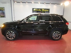 New 2017 Jeep Grand Cherokee Overland 4x4 SUV for Sale in Shippensburg, PA