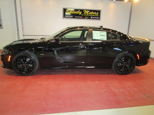 New 2018 Dodge Charger R/T RWD Sedan Shippensburg