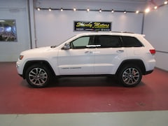 New 2018 Jeep Grand Cherokee Limited SUV for Sale in Shippensburg, PA