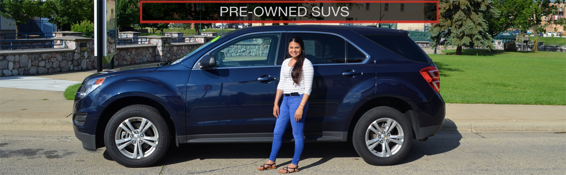Used Suv For Sale >> Pre Owned Used Suvs For Sale Elkhart