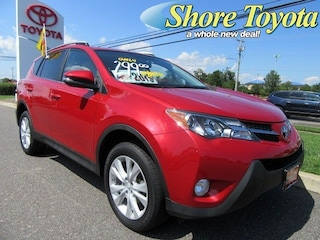 2015 Toyota RAV4 Limited SUV For sale near Turnersville NJ