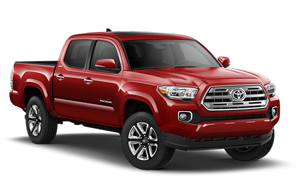 Toyota Tacoma Limited DoubleCab Truck