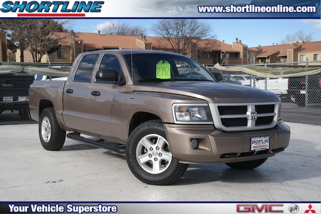 2010 Dodge Dakota Bighorn/Lonestar Truck Crew Cab
