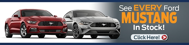 See every Ford Mustang in stock