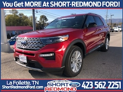 New 2020 Ford Explorer Limited SUV near Oneida, TN