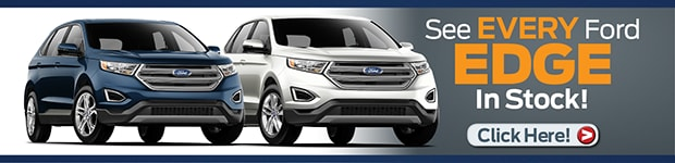 See every Ford Edge in stock