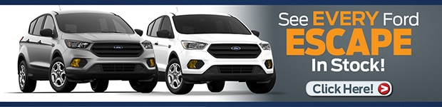 See every Ford Escape in stock
