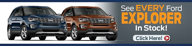 See every Ford Explorer in stock