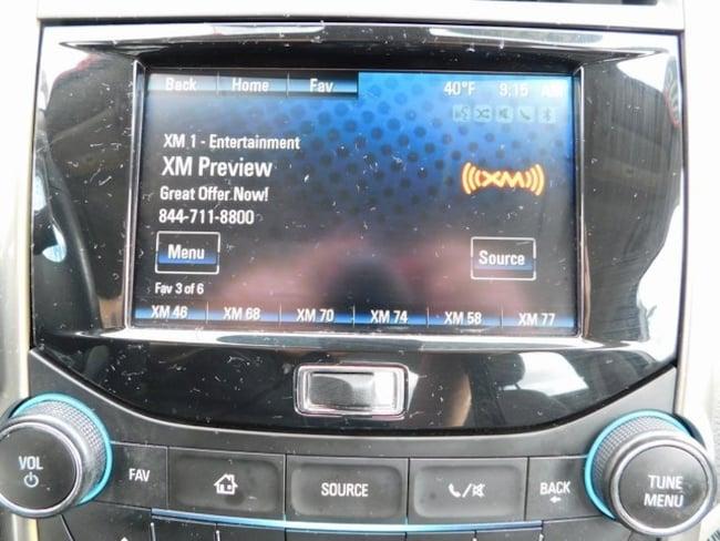 Certified Used 2015 Chevrolet Malibu LT w/1LT for sale in Mt Pleasant, IA |  1G11C5SL1FU150287
