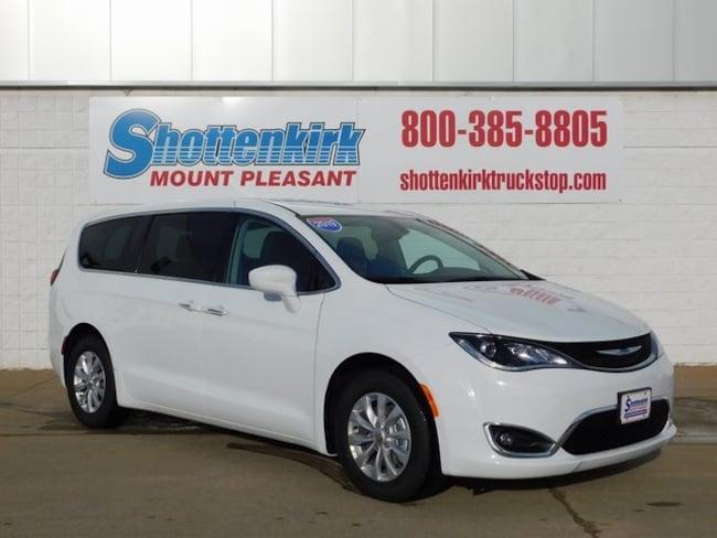 2019 Chrysler Pacifica TOURING PLUS Passenger Van for sale in Mt. Pleasant, IA at Shottenkirk Mount Pleasant