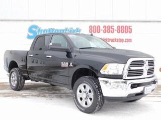 2018 Ram 2500 BIG HORN CREW CAB 4X4 6'4 BOX Crew Cab 3C6UR5DL4JG427131 for sale in Mt Pleasant, IA at Shottenkirk Mount Pleasant