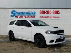 2019 Dodge Durango R/T AWD Sport Utility 1C4SDJCT2KC674208 for sale in Mt. Pleasant, IA at Shottenkirk Mount Pleasant