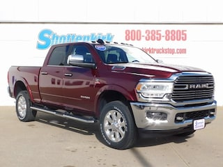 2019 Ram 2500 LARAMIE CREW CAB 4X4 6'4 BOX Crew Cab 3C6UR5FL8KG546010 for sale in Mt Pleasant, IA at Shottenkirk Mount Pleasant