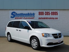2019 Dodge Grand Caravan SE Passenger Van 2C4RDGBG9KR531379 for sale in Mt. Pleasant, IA at Shottenkirk Mount Pleasant