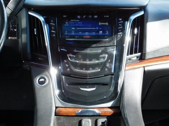 Used 2015 Cadillac Escalade Esv Luxury For Sale In Mt Pleasant Ia