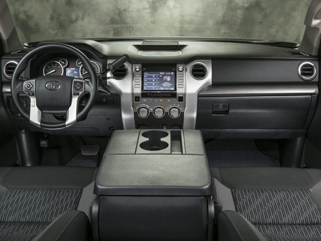 2017 Toyota Tundra Interior Features