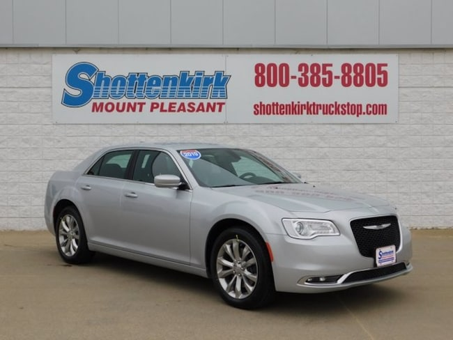 2019 Chrysler 300 TOURING AWD Sedan for sale in Mt. Pleasant, IA at Shottenkirk Mount Pleasant