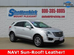 2017 CADILLAC XT5 Luxury SUV 1GYKNBRS3HZ110875 for sale in Mt. Pleasant, IA at Shottenkirk Mount Pleasant