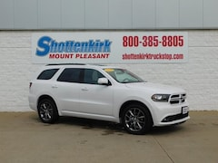 2018 Dodge Durango GT AWD Sport Utility 1C4RDJDG8JC393609 for sale in Mt. Pleasant, IA at Shottenkirk Mount Pleasant