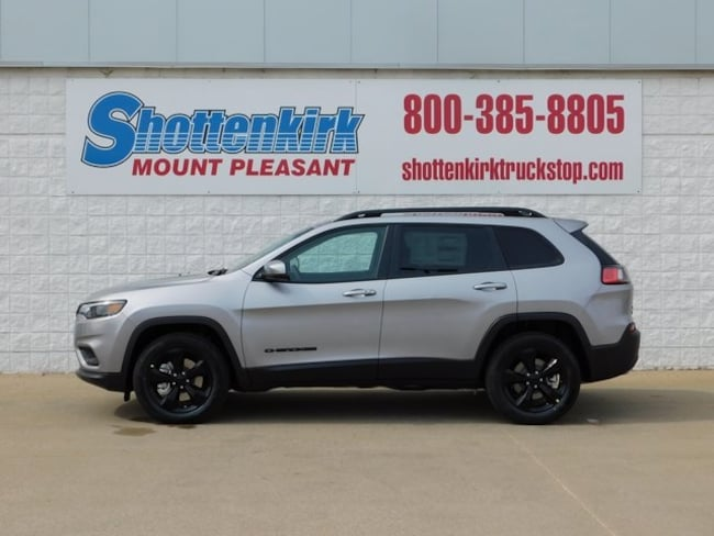 New 2019 Jeep Cherokee Altitude 4x4 For Sale In Mt