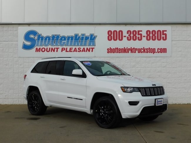 New 2019 Jeep Grand Cherokee ALTITUDE 4X4 Sport Utility Mount Pleasant